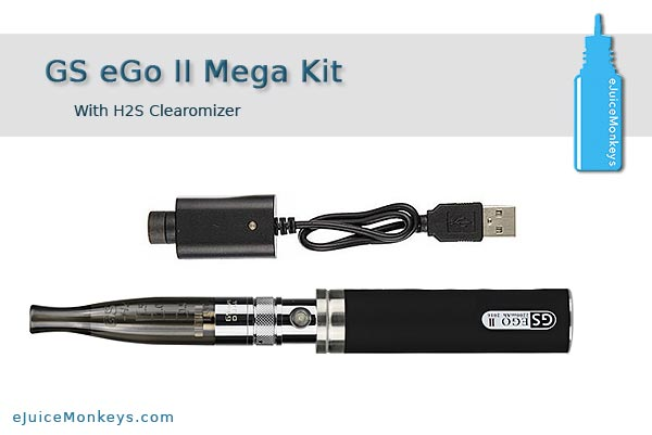 GS 2200 MEGA Kit - Black