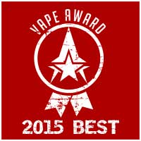 eJuiceMonkeys - 2015 Best in Rogers Vape Award